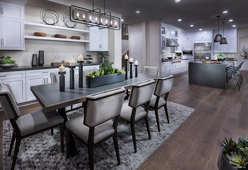 AI Design Inc Dining Room